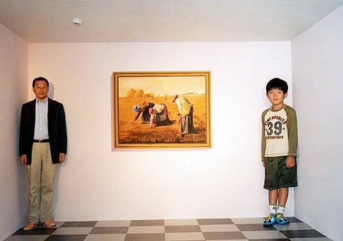 トリックアート美術館・★入館料割引★