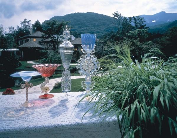 箱根ガラスの森美術館・箱根ガラスの森美術館 入館料割引(5名様まで有効)!