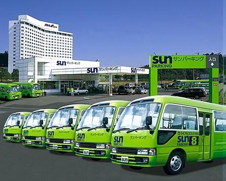 サンパーキング成田店・★成田空港利用のお客様格安駐車場★