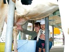 淡路島牧場・淡路島牧場は、体験がおもしろい!