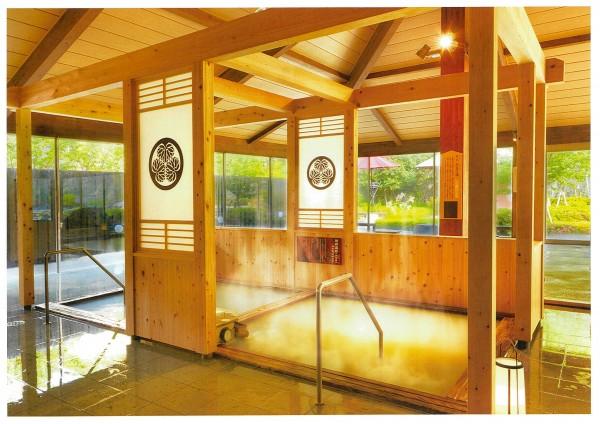 大江戸温泉物語 天下泰平の湯 すんぷ夢ひろば・★食べて遊んでゆったりお風呂★