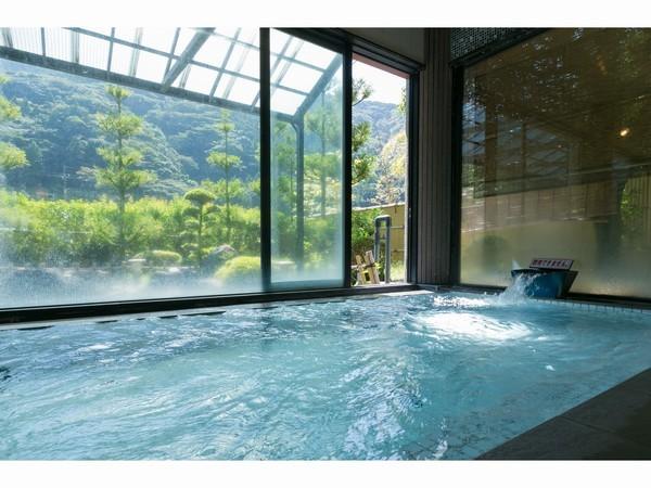一の俣温泉観光ホテル・pH10.0の温泉を手軽にゆったり!