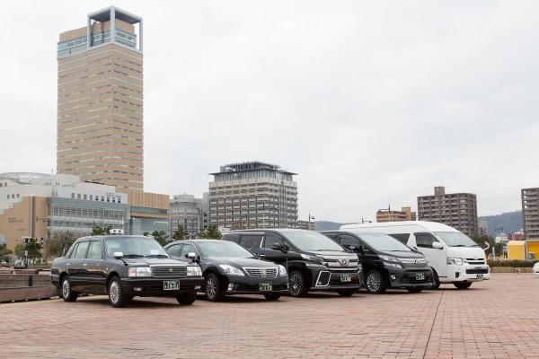 平井タクシー・タクシーに乗って香川県の特産品をもらおう!!