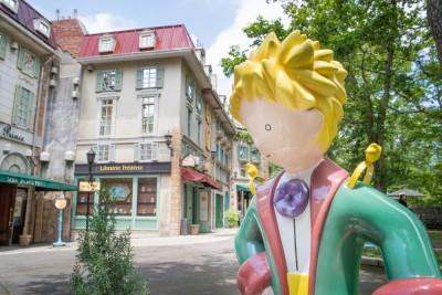 童話『星の王子さま』とその作者サン=テグジュペリをテーマにした世界で唯一のミュージアム